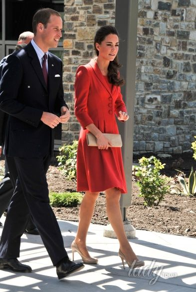Принц Уильям и герцогиня Кейт