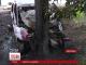 Четверо людей згоріли живцем у машині під час ДТП на Вінниччині