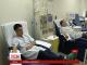 Центри збору крові працюють у посиленому режимі