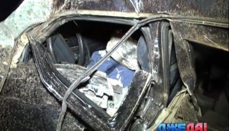 Масштабная автокатастрофа произошла на Житомирской трассе