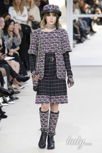 Коллекция Chanel прет-а-порте сезона осень-зима 2016-2017_2