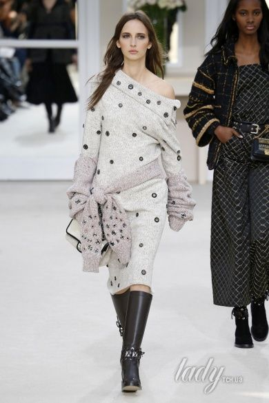 Коллекция Chanel прет-а-порте сезона осень-зима 2016-2017_34