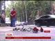 У середмісті Херсона на пішохідному переході авто в'їхало в цілу сім'ю