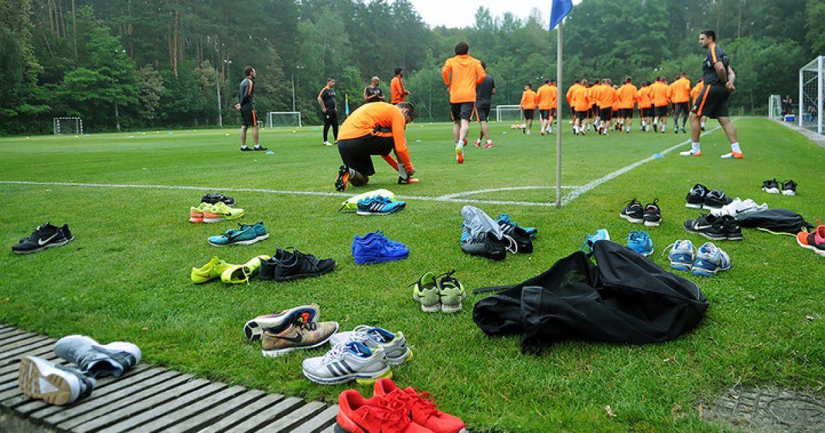 """""""Шахтар"""" провів перше тренування у підготовці до нового сезону. @ ФК Шахтар"""