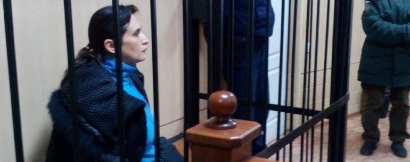 ТСН получила фото сепаратистки, которую обменяли на украинских пленных