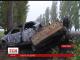 У Вінницькій області в ДТП живцем згоріли 4 пасажири Dacia Logan