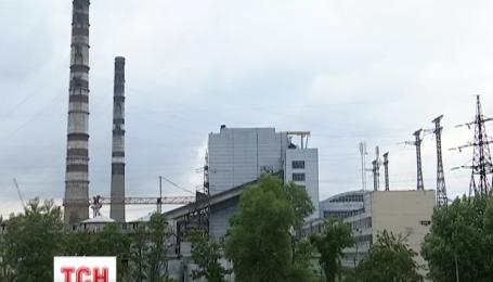 На Трипільській теплоелектростанції під Києвом пролунав вибух