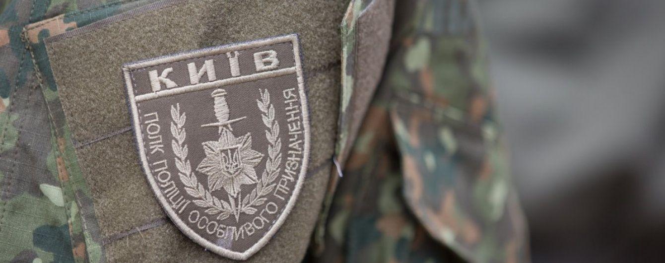 """Бійці полку """"Київ"""" вкрали ноутбук у голови Солом'янського суду – поліція"""