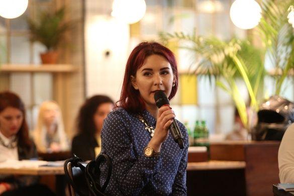 Мар'яна Литвинова ділиться враженнями від участі в Каннах