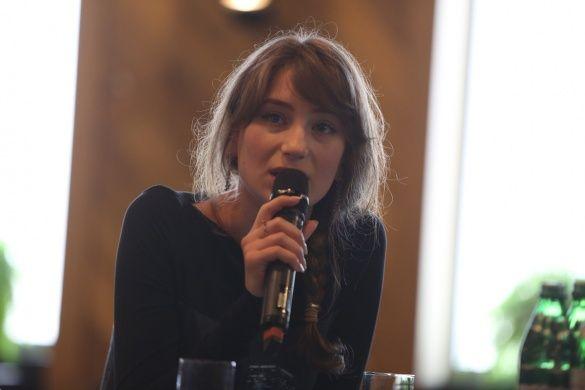 Анна Борисова розповідає про участь в майстер-класах