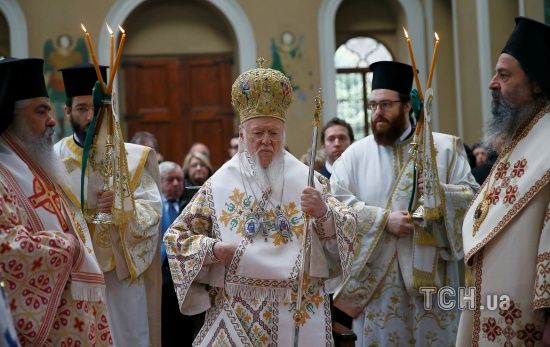 Московський патріархат порівняв надання Томосу Україні з анексією Криму