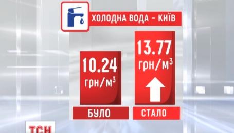 Руководитель Киевводоканала объяснил необходимость повышения тарифа на воду