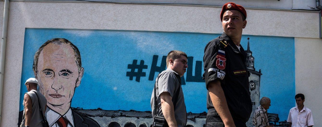 ЕС расширил санкции против России из-за президентских выборов в аннексированном Крыму