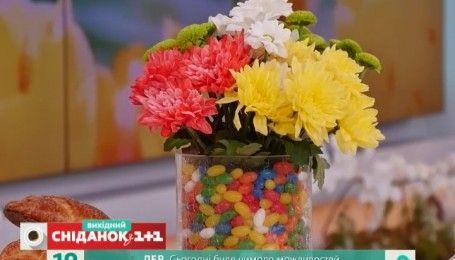 Как сделать стильную вазу за минуту