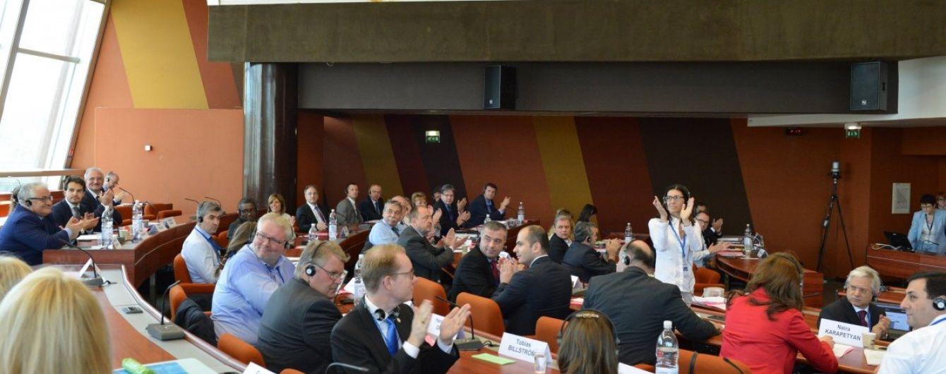 ПАСЕ рассматривает кандидатуру российского подсанкционного депутата на должность вицепрезидента