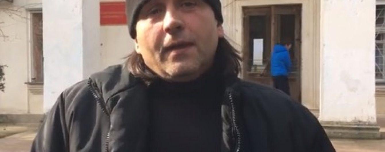 В крымском СИЗО спели гимн Украины: политзаключенный Балух написал письмо Порошенко
