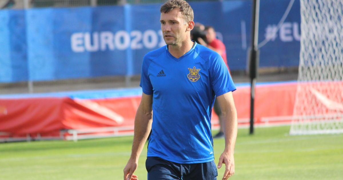 Тренування перед поєдинком із Польщею @ ТСН.ua