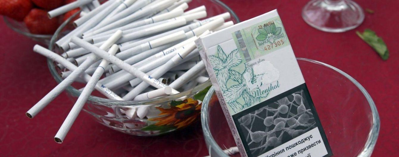 ВООЗ може заборонити тонкі сигарети та фільтри із капсулами - ЗМІ