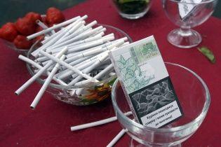 В Украине планируют отменить требование относительно минимальной цены на сигареты