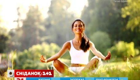 21 июня мир отмечает международный день йоги