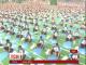В Індії відзначили Міжнародний день йоги