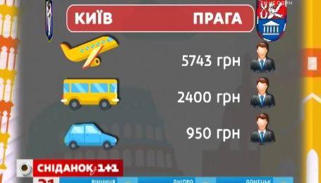 Каким транспортом дешевле путешествовать за границу