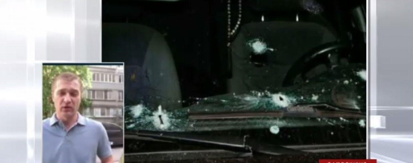 У поліції розповіли подробиці стрілянини та вибуху в Запоріжжі