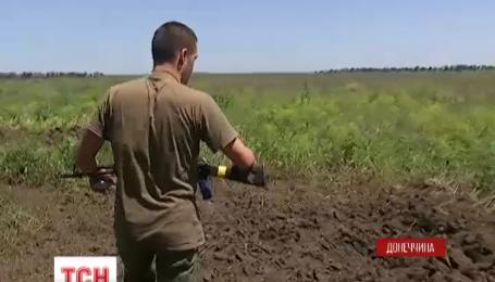 Боевики усилили огонь вдоль всей линии разграничения