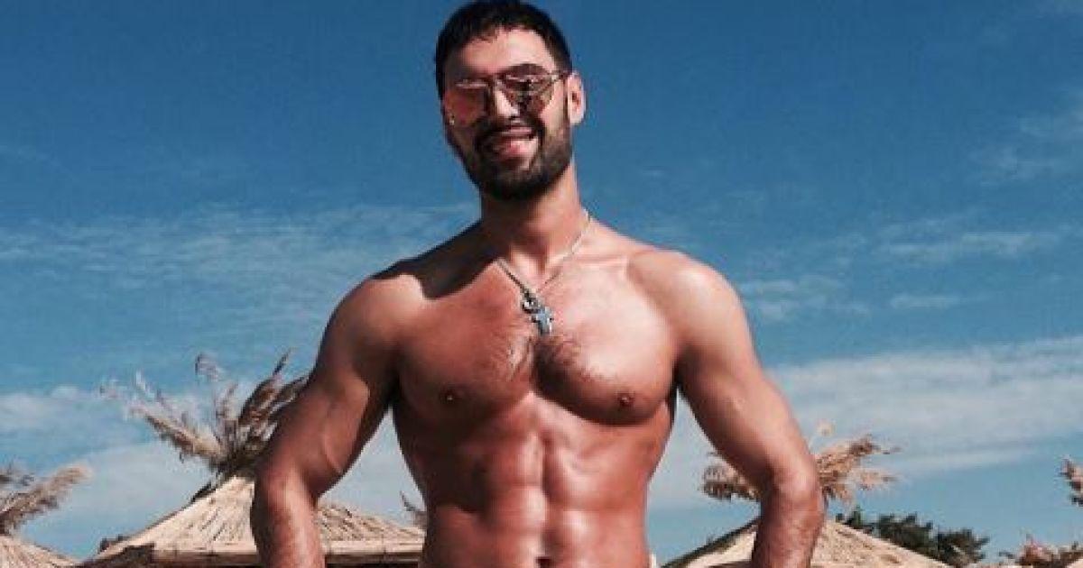Козловський похизувався фігурою на пляжі @ instagram.com/vkozlovskiy