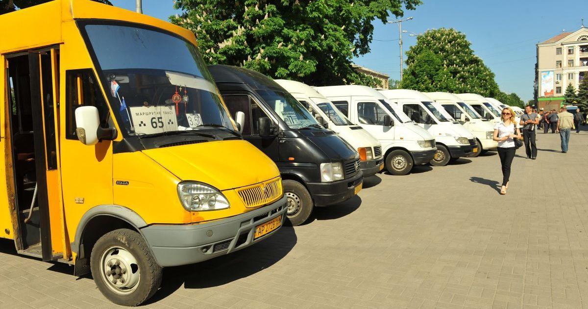 Забастовка маршрутчиков в Киеве завершилась их победой