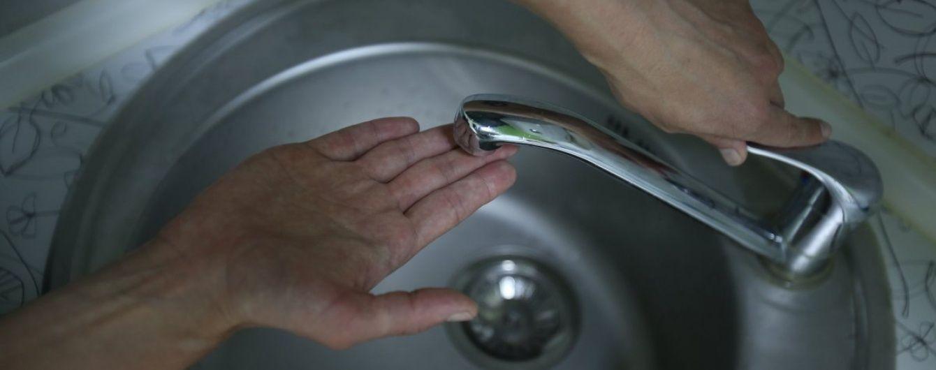 В анексованому Криму масові аварії призвели до проблем із водопостачанням