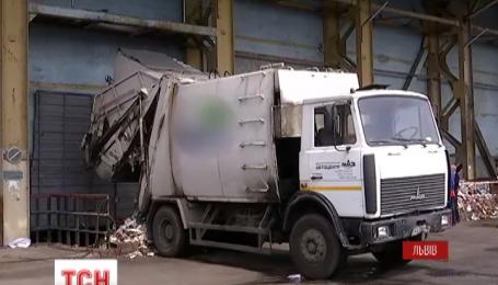 Мусор из Львова будут утилизировать в Киеве