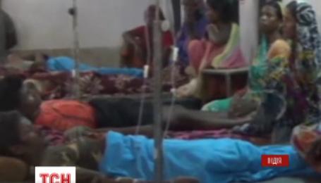 В Индии от ударов молнии погибли 93 человека