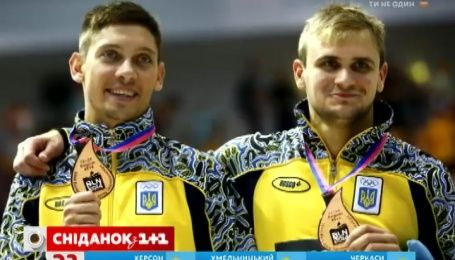 Как украинские спортсмены готовятся к Олимпийским играм в Рио-де-Жанейро