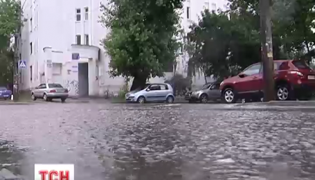 Украину ожидают жара и дождь