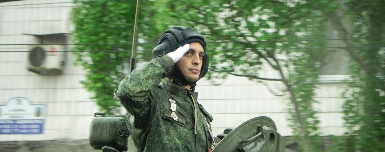 """Терористи """"ДНР"""" """"засудили"""" до 12 років українця за """"сприяння"""" вбивству """"Гіві"""""""