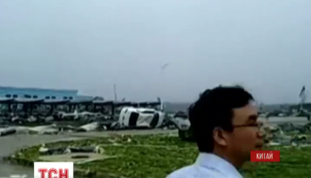 Кількість жертв торнадо у Китаї може зростати