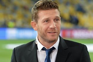 Воронин вошел в тренерский штаб сборной Украины