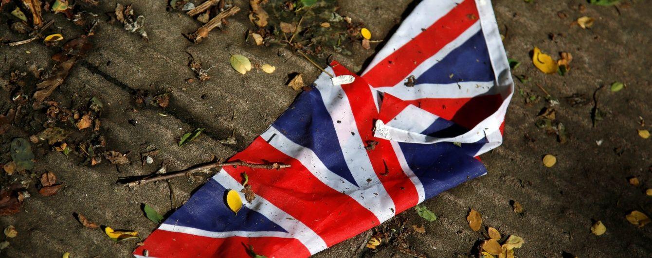 Евросоюз решительно отверг план Терезы Мэй по Brexit