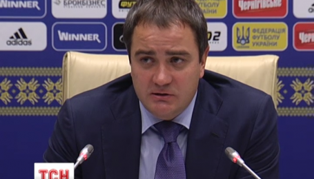 Ім'я нового тренера збірної України з футболу оприлюднять у середині липня
