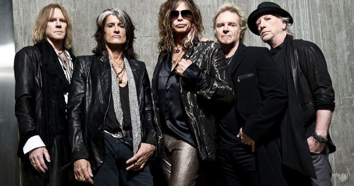 """""""Пришло время"""". Стив Тайлер объявил о грядущем распаде Aerosmith"""
