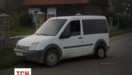 На Прикарпатье пьяный водитель сбил троих детей