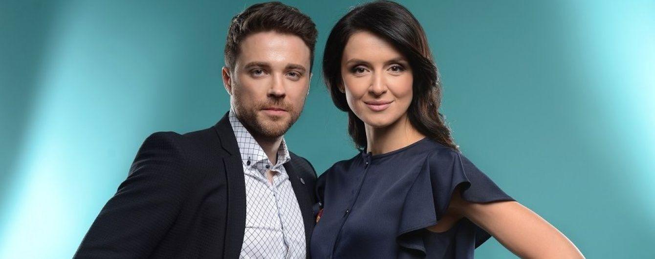 Телепара Валентина Хамайко та Олександр Попов стануть ведучими конкурсу дизайнерів на Odessa HOLIDAY FASHION WEEK