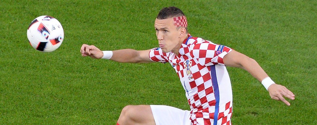 Гравець збірної Хорватії зробив патріотичну зачіску на бій проти Португалії