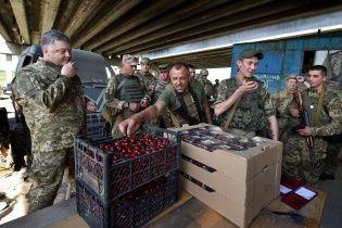 Порошенко в АТО, демобілізація та Авдіївське пекло обстрілів. Чим живе Донбас сьогодні