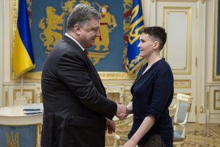 Савченко випередила в рейтингу Порошенка. Соцдослідження президентських вподобань українців
