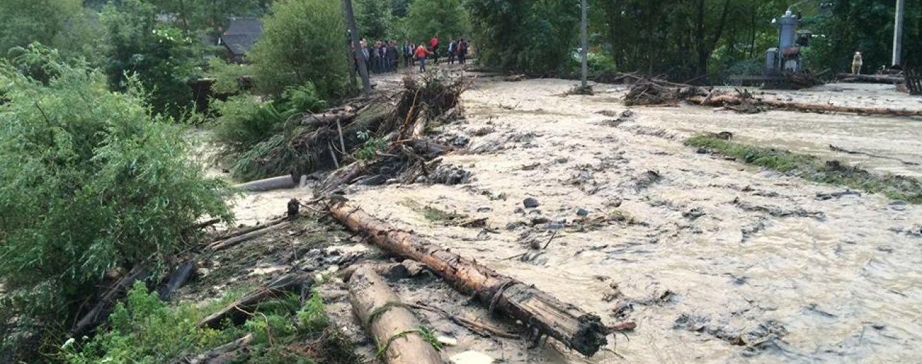 Наводнение на Прикарпатье: для преодоления последствий непогоды потребуется не менее 400 млн гривен - ОГА