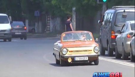 """Теперь вы видели все - """"Запорожец"""" кабриолет создал украинский парень"""