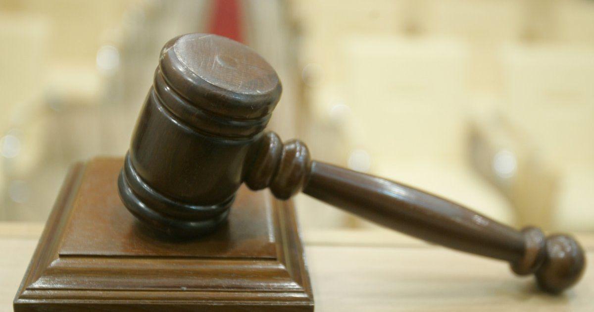 Подозреваемого во взяточничестве судью отпустили под домашний арест