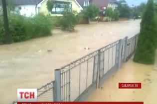 Нова негода на Закарпатті поставила на межу виживання два села